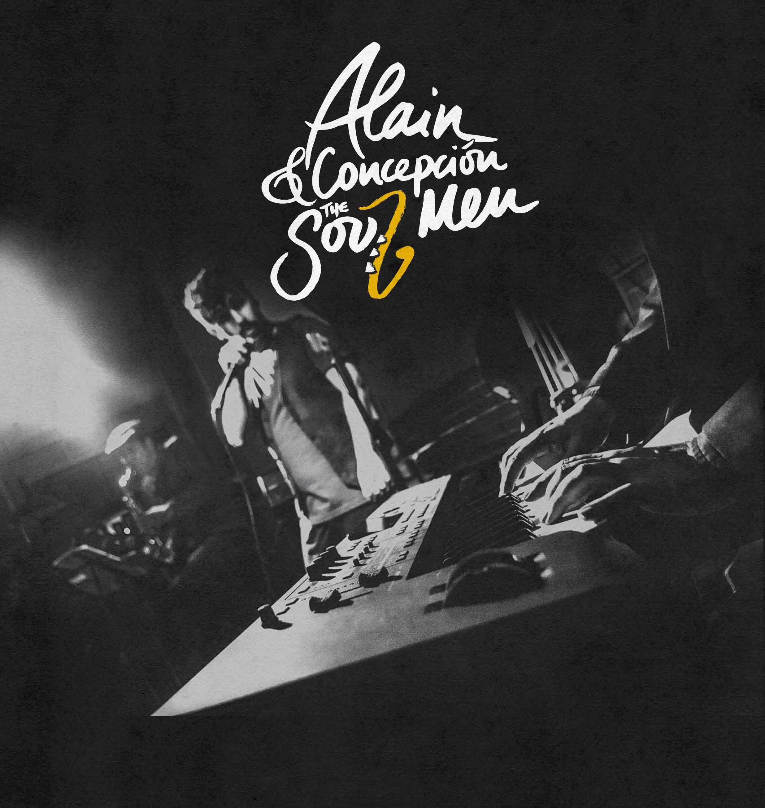 Alain Concepcion and The Soul Man