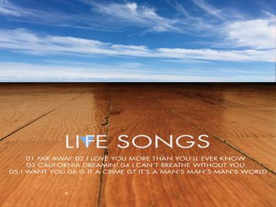 Alain Concepcion Life Songs